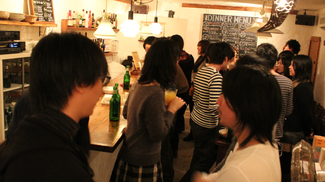 WORKSECT Party Vol.1 レポート