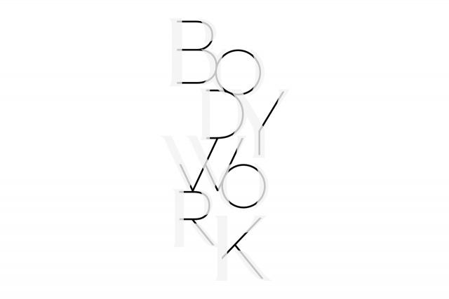 BODY WORK 13 ロゴ