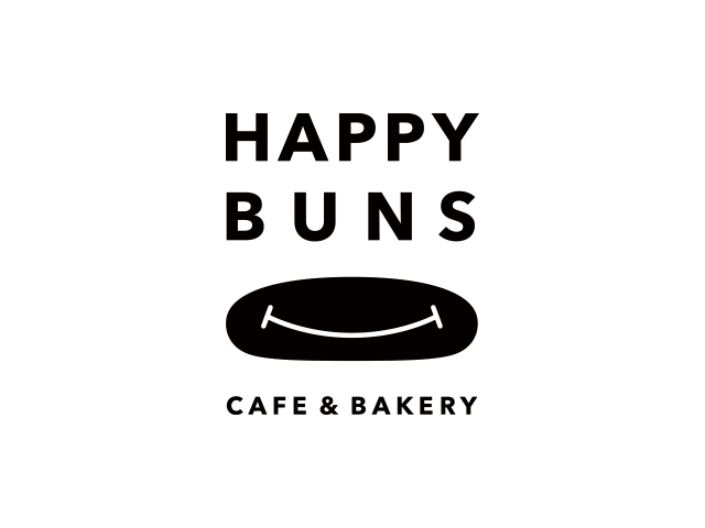 HAPPY BUNS ロゴ