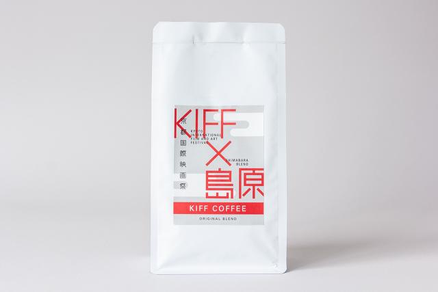 KIFF COFFEE パッケージ